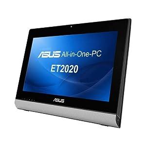 Asus EEE TOP ET2020IUKI-B033K AIO Intel® 2800 MHz 500 GB B75 , HD Graphics 2500