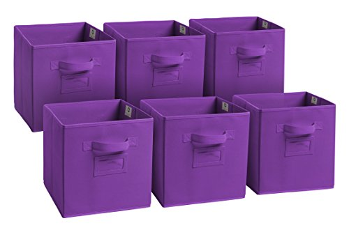 sodynee foldable cloth storage cube basket bins organizer co
