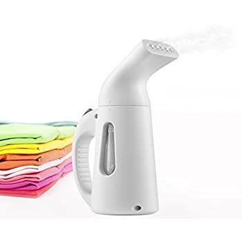 Gideon Portable Handheld Fabric Steamer – Powerful Steamer with Fast Heat-up, Perfect for Home and Travel [UPGRADED VERSION]