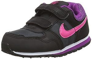 NikeMD Runner (TDV) - Zapatillas de Deportes de Exterior Bebé - unisex marca Nike - BebeHogar.com