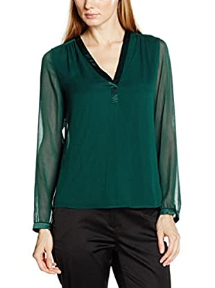 ESPRIT Blusa (Verde)