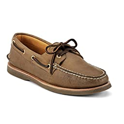 Sperry Men\'s Shoes Gold Cup A/O Boat Shoe 10.5 W Tan