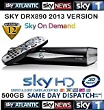 Sky+ Sky Plus HD Digibox Amstrad DXR890 250GB Personal Storage (2011 Slimline Version)