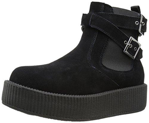 T.U.K.  Viva Mondo Hi Av8954L,  Sneaker donna Nero Black (nero) 39