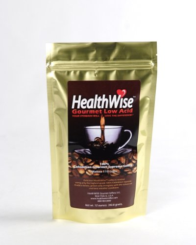 HealthWise 100% Colombian Supremo, Swiss Mocha 