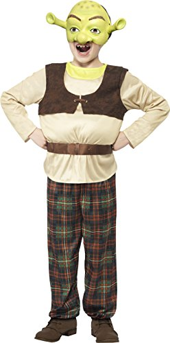 Shrek Kids Costume (Shrek Costumes Australia)