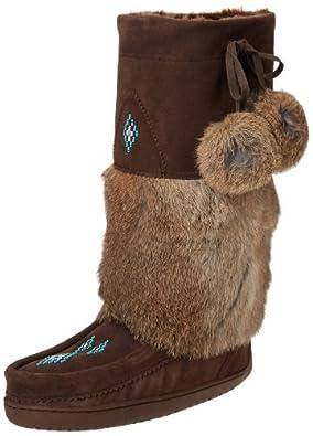 Amazon.com: Manitobah Mukluks Women's Snowy Owl Mukluk