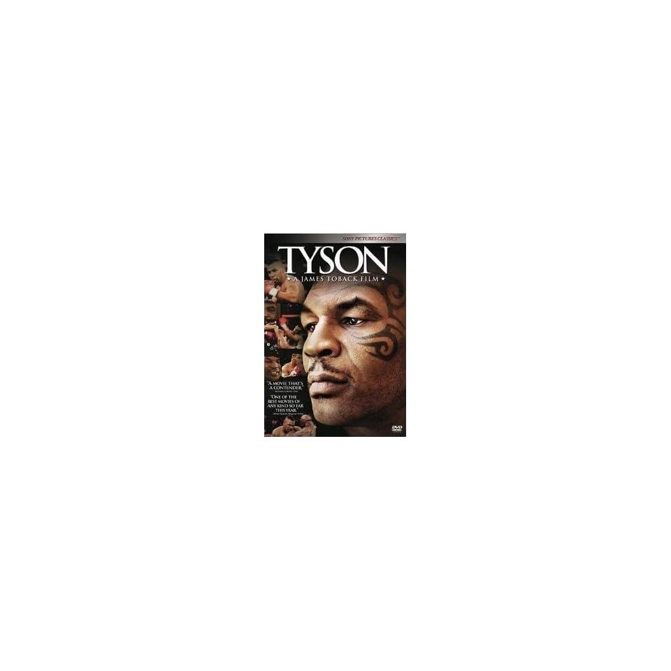 Tyson   Mike Tyson   Promotional Art Card