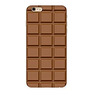 Ajay Enterprises Wall of Chocolate Back Case Cover for iPhone 6 Plus 6S Plus