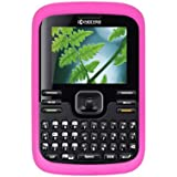 Kyocera Loft / Torino S2300 Gel Skin Case - Hot Pink [Wireless Phone Accessory]