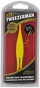 Tweezerman  Stainless Steel Ingrown Hair Splintertweeze