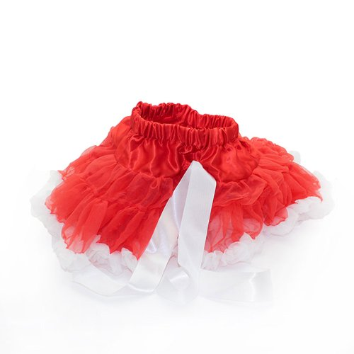 Red Baby Tutu front-122557