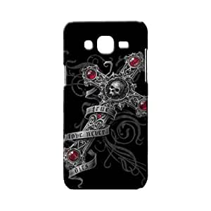 BLUEDIO Designer 3D Printed Back case cover for Samsung Galaxy J7 - G1394