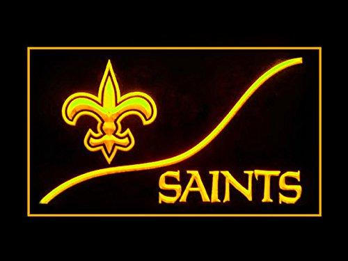 New Orleans Saints Neon Light, Saints Neon Sign, Neon ...