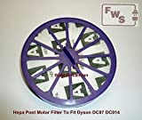 FWS Electrical Hepa Filter to Fit Dyson DC07 & Â DC14 Â (non gen)Â