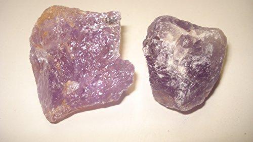 (#4) 2Pc Bolivia Amethyst & Ametrine Premium Quality Medium/Large Choice Piece Raw Rough 100% Natural Crystal Gemstone Specimen