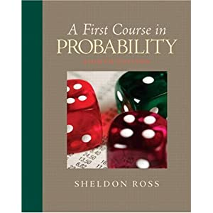 A First Course in Probability (8th Edition) e-book