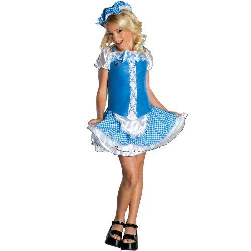 Bratz Bratty Bo Peep Child Halloween Costume Size 12-14 Large (Bratz Movie Costume)