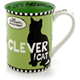 Our Name Is Mud Clever Cat Mug