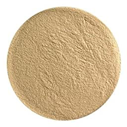 5 Oz Woodland Brown Opal Powder Frit - 90 Coe