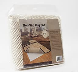 Deluxe Grip Non-skid Area Rug Pad for 5-Feet by 8-Feet Rug