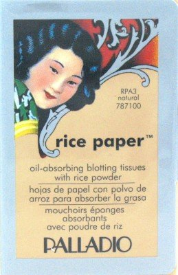 Palladio Rice Paper Tissues Natural (Pack of 6)