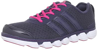 adidas Women's Liquid 2 Running Shoe,Urban Sky/Urban Sky/Bright Pink,5 M US