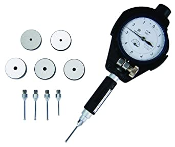 Mitutoyo Dial Bore Gauge for Extra Small Holes, Inch