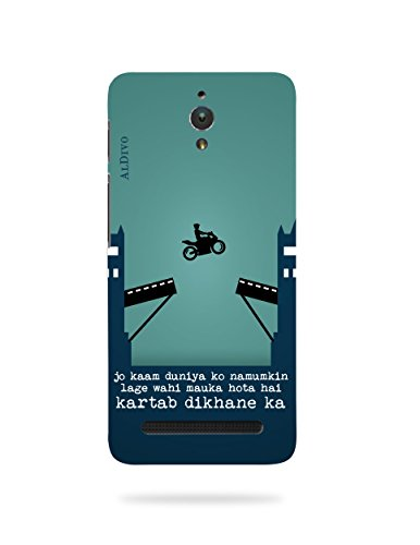 alDivo Premium Quality Printed Mobile Back Cover For Asus Zenfone C ZC451CG / Asus Zenfone C ZC451CG Printed Mobile Back Cover  available at amazon for Rs.289