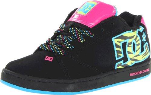 DC Shoes женщин's Раиф SE тапки,черный/Soft…