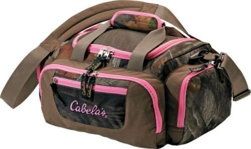 Cabela's Pink Camo Catch All Gear Bag (Cabelas Fishing compare prices)