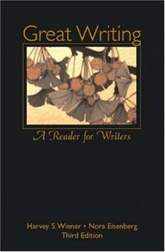 Great Writing: A Reader for Writers