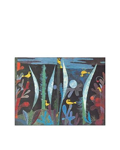 Artopweb Klee – Paisaje Con Pájaros Amarillos