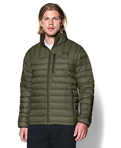 Under Armour Outerwear Men's CGI Turing Jacket, XX-Large, Greenhead