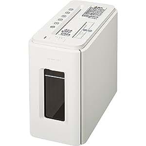 コクヨ 超静音 デスクサイドマルチシュレッダー ホワイト AMKPS-MX100W