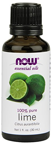 Now Foods: Lime Oil, 1 oz (2 pack)
