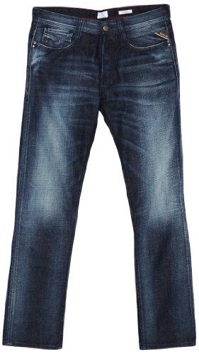Replay Newdoc Tapered Men's Jeans Denim W30 INXL34 IN