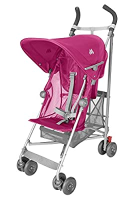 Maclaren Volo Festival Stroller, Fuchsia by Maclaren N.A. inc that we recomend individually.