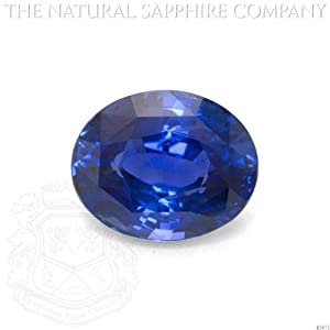 Natural Untreated Blue Sapphire, 8.02ct. (B5675)