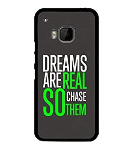 Life Quote 2D Hard Polycarbonate Designer Back Case Cover for HTC One M9 :: HTC One M9S :: HTC M9 :: HTC One Hima