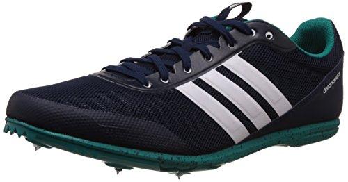 adidas Uomo Distancestar scarpe da corsa multicolore Size: 47 1/3