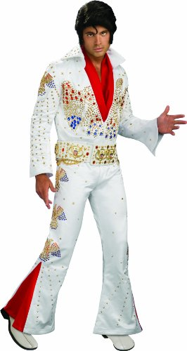Rubie's Costume Collectors Edition Elvis Aloha From Hawaii Costume