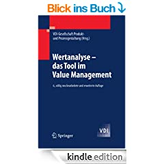 Wertanalyse - das Tool im Value Management (VDI-Buch)