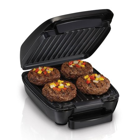 Gri Ham Beach Medium Size Grill With Removable Grids (25357) -
