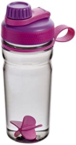Rubbermaid  Shaker Bottle, 20-Ounce, Purple