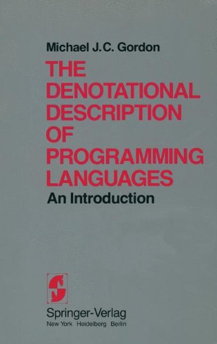 The Denotational Description of Programming Languages: An Introduction