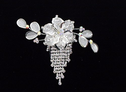 Crystal Silvery Weddings Quinceanera Pageants