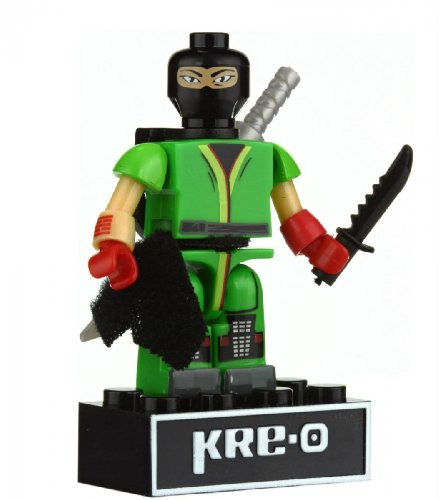 "G.I. Joe Kre-o ""Kamakura"" Single Figure Kreon - 1"