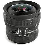 Lensbaby Circular Fisheye 5.8mm f/3.5 Lens for Canon