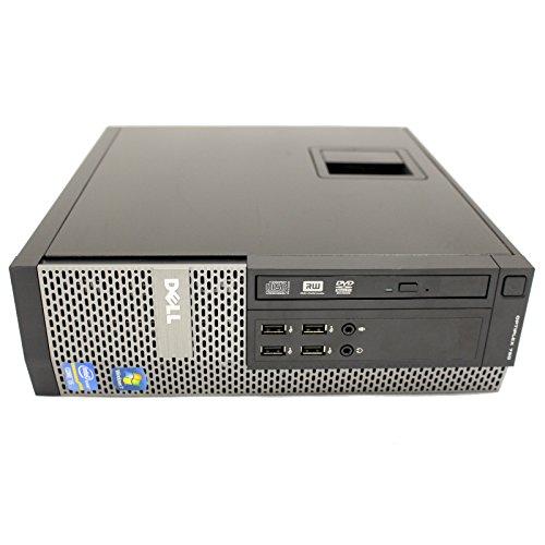 Dell Optiplex 790 Sff Desktop Intel Dual Core I3-2100 3.10Ghz 4Gb Ddr3 Ram 320Gb Hd Dvd-Rw Windows 7 Professional 64-Bit